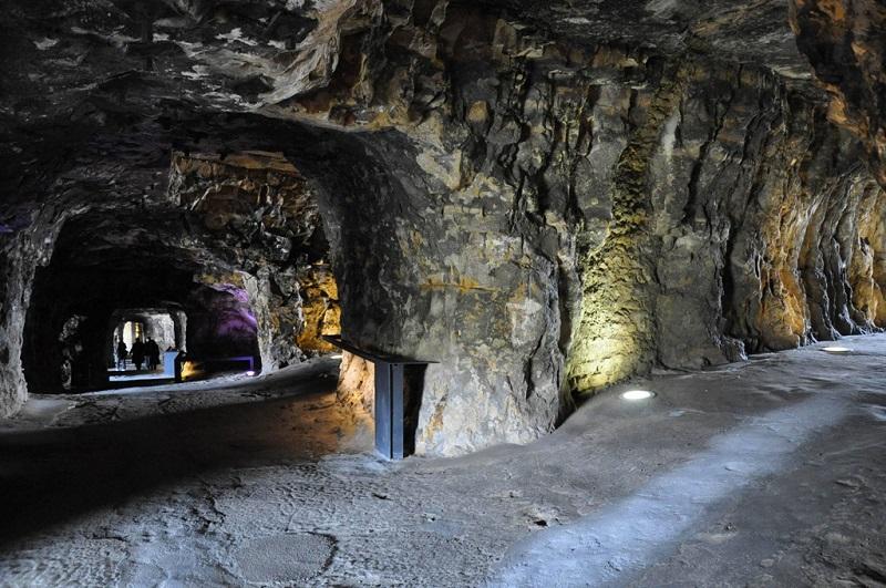 卢森堡波克地下要塞
