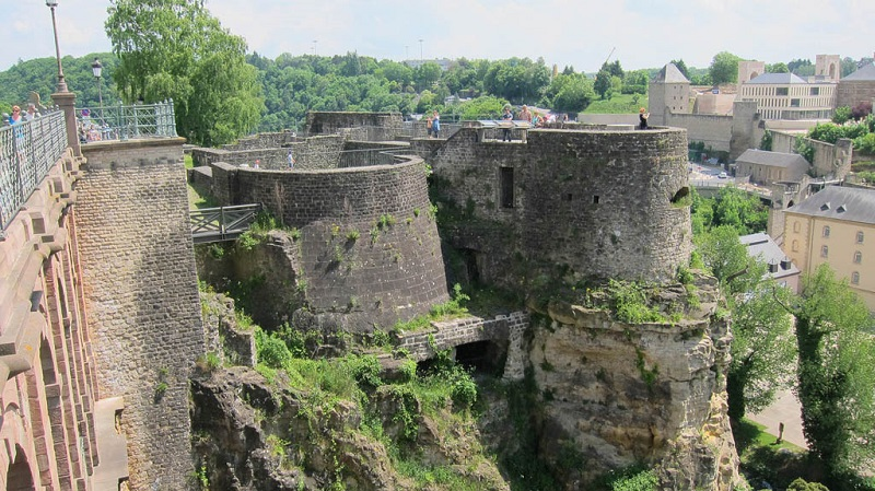卢森堡波克要塞