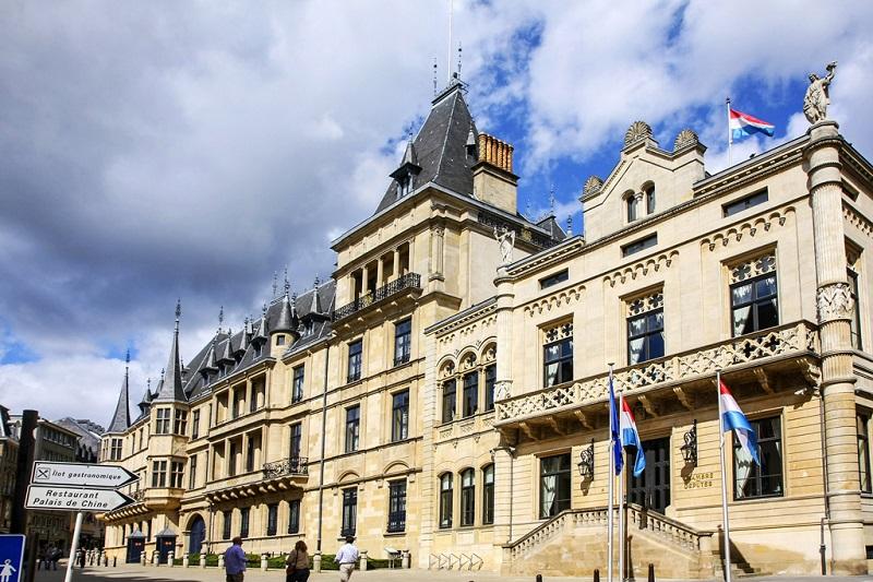 卢森堡大公宫