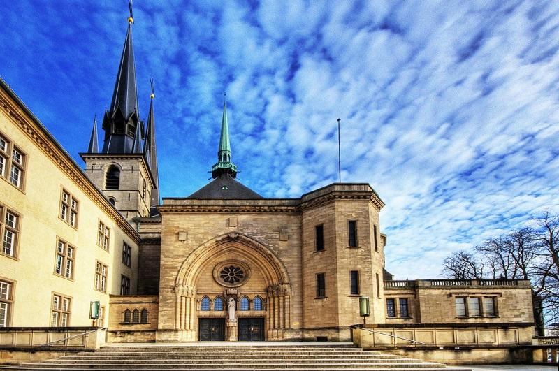 卢森堡圣母林教堂
