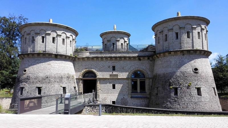 卢森堡要塞城堡