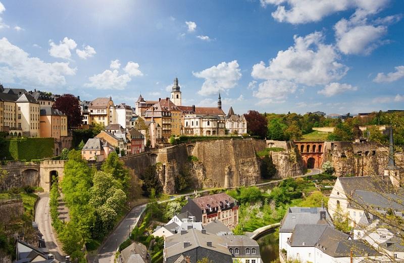 美丽的卢森堡