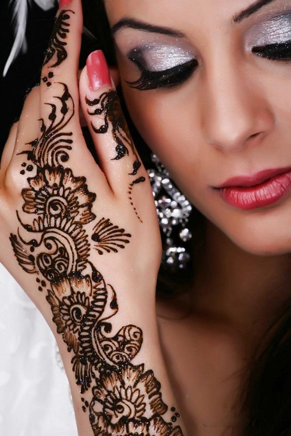 美丽的印度女人