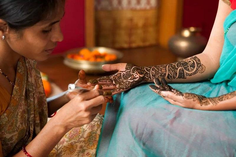 印度手绘大师