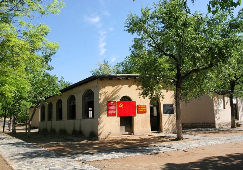 中国共产党七届二中全会会址