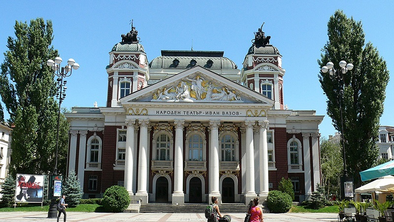 保加利亚国家大剧院