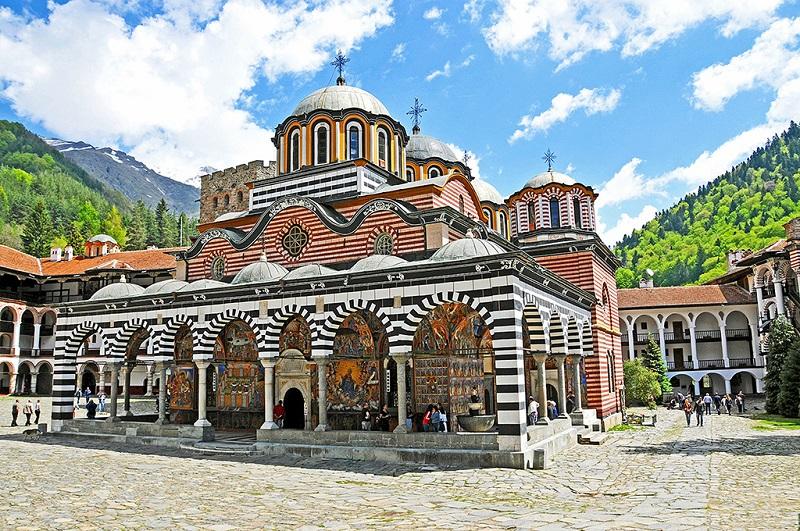 保加利亚里拉修道院
