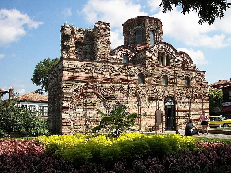 内塞巴尔圣约翰.阿利特格托斯教堂