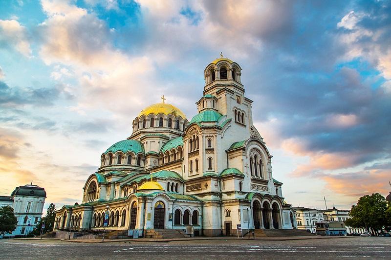 索菲亚亚历山大涅夫斯基大教堂