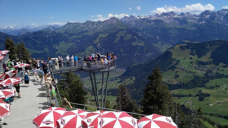 阿尔卑斯观景平台