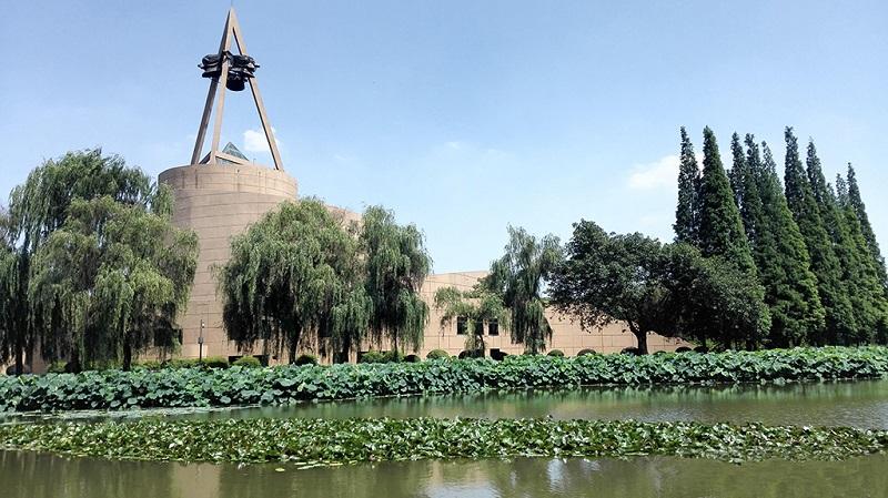 成都广汉三星堆遗址博物馆