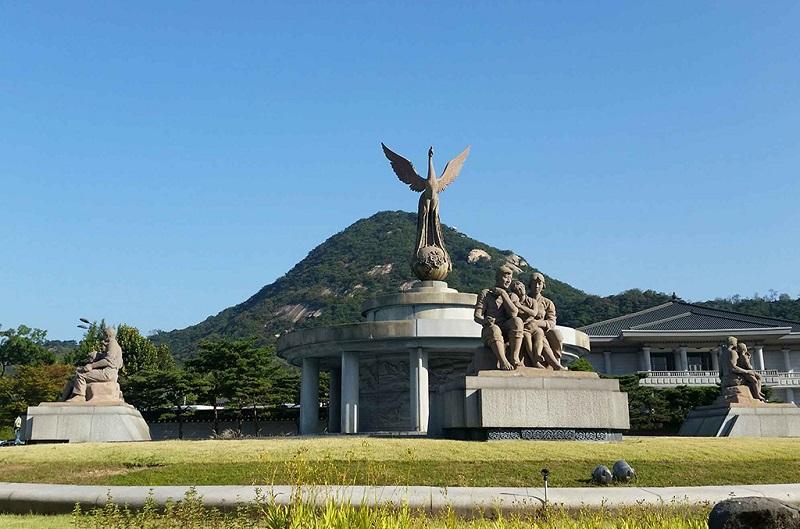 济州岛城雕