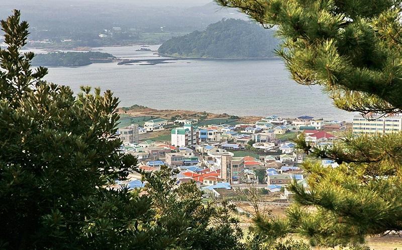 济州岛风光