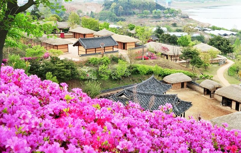 济州岛民俗村