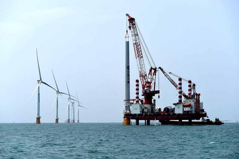 4.三峡新能源阳江发电有限公司阳西沙扒海上风电项目安装风机269台,分五期建设,计划年底前全部建成投运。