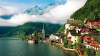 夏日绝美的度假天堂——瑞士(图)