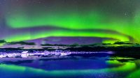 避暑胜地话冰岛(图)