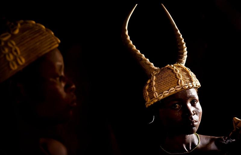 多哥索巴部落人