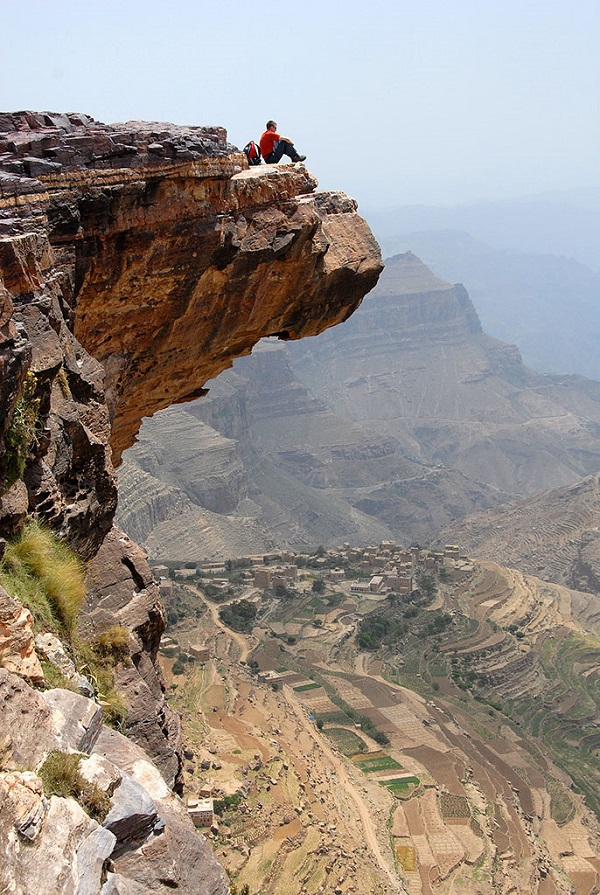 也门大峡谷风光