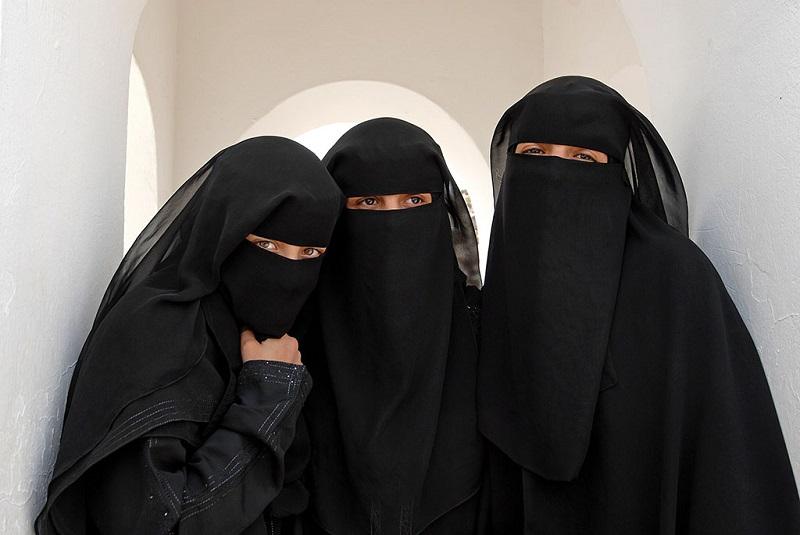 也门穆斯林女人