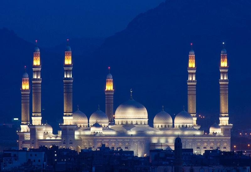 也门萨利赫家族清真寺