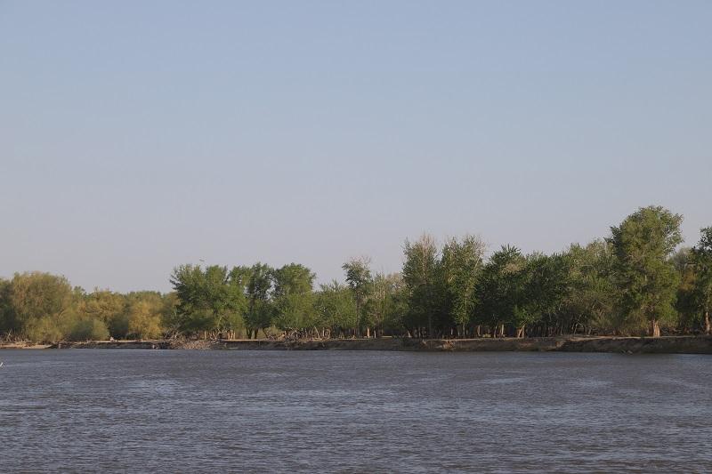 额尔齐斯河北屯段