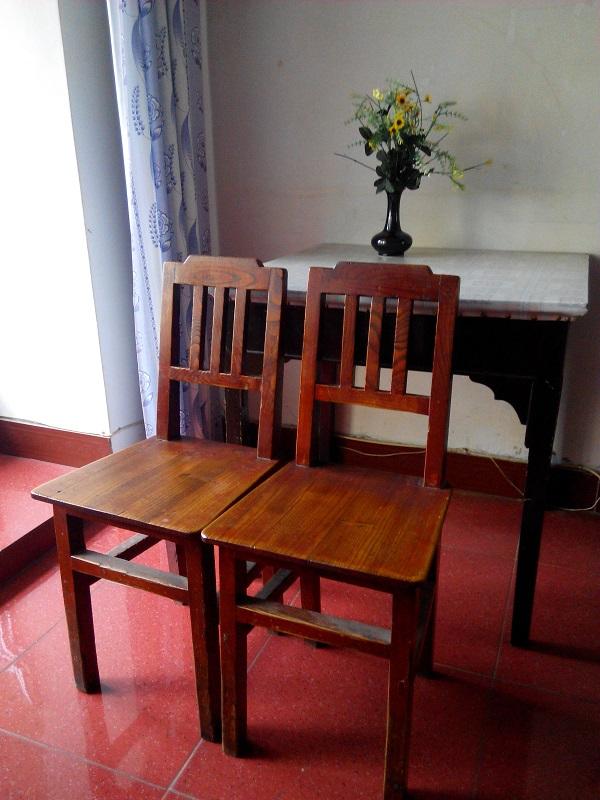 沙枣木椅子