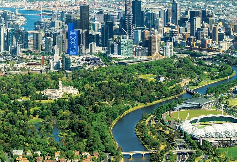 全球最宜居的城市--墨尔本