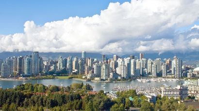 北美避暑好去处——温哥华(图)