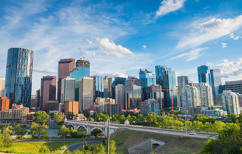 加拿大第四大城市-卡尔加里