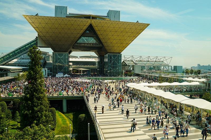 东京最新娱乐集中地--御台场