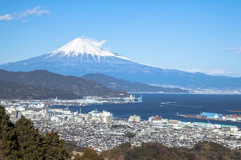 日本象征--美丽的富士山