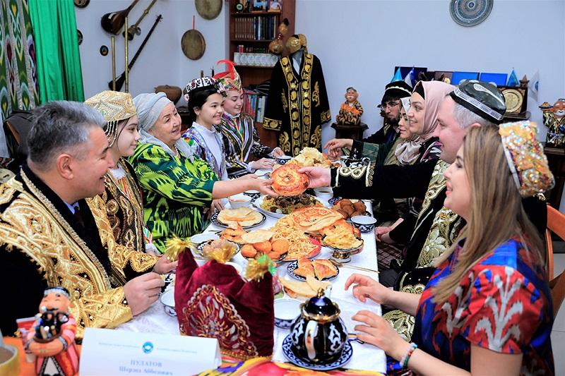 哈萨克斯坦纳乌鲁斯节