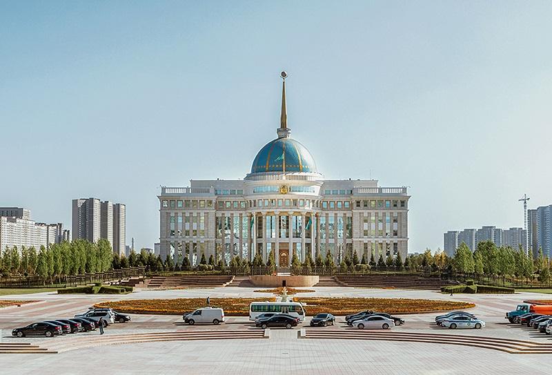 哈萨克斯坦总统府