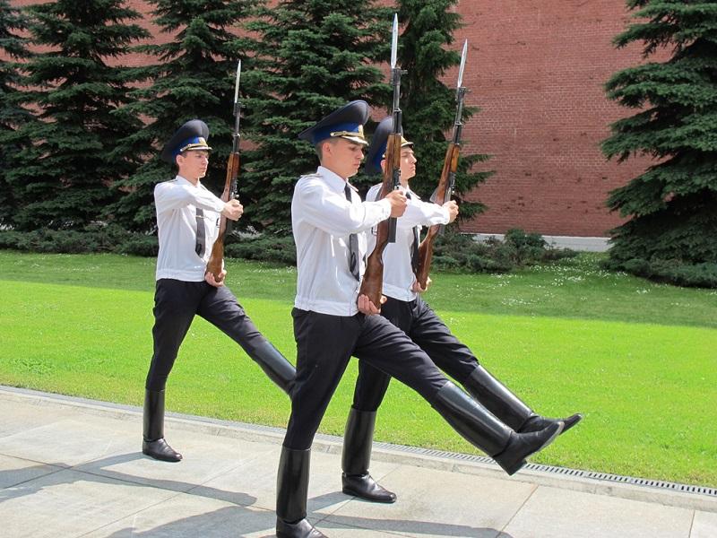 莫斯科红场卫兵