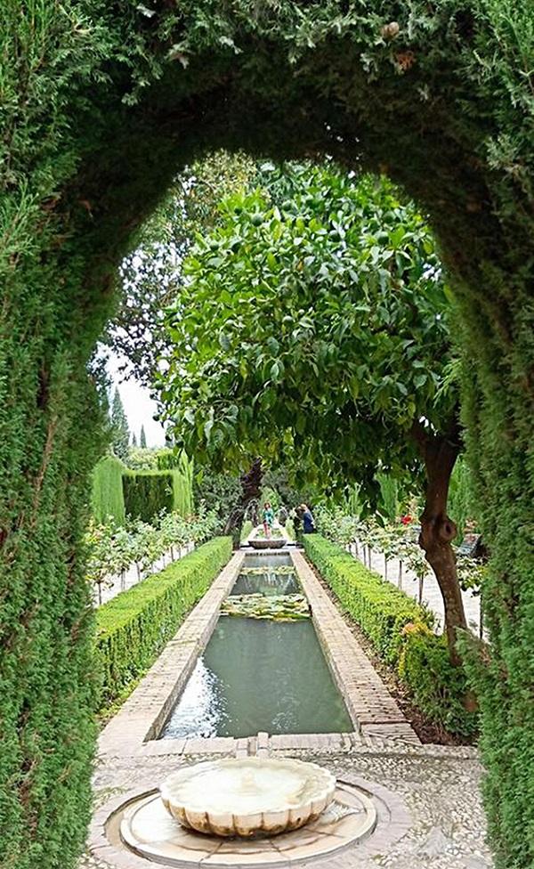瓦伦西亚绿色生态之美