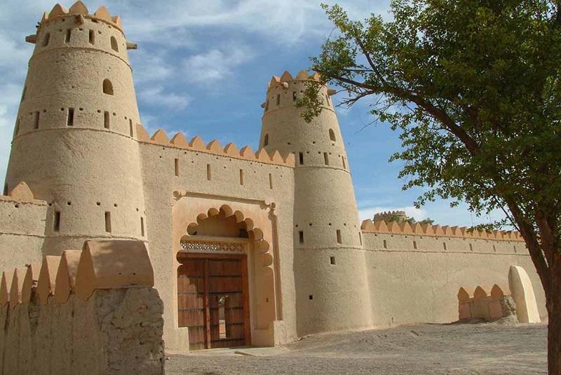 阿布扎比古城艾因扎哈里古堡首度列入《世界遗产名录》