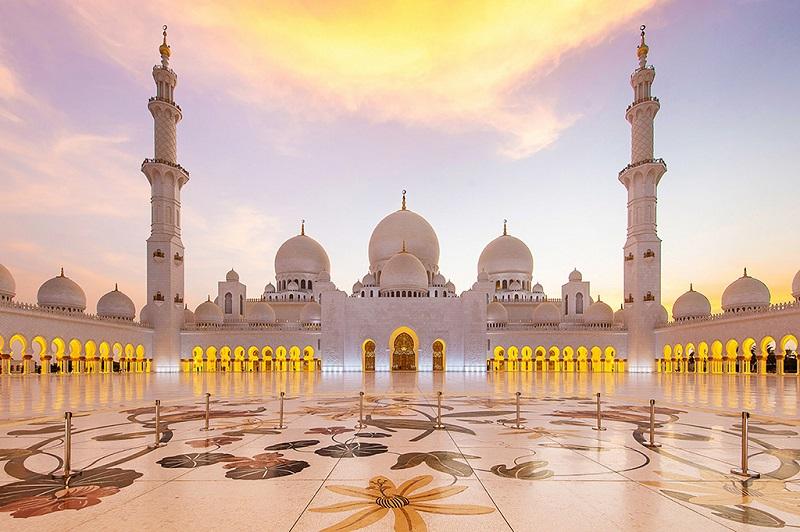 全球最美丽的清真寺