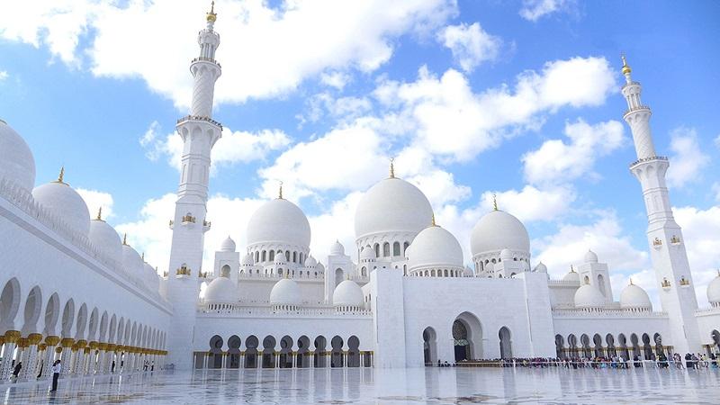 全世界最美丽的大清真寺