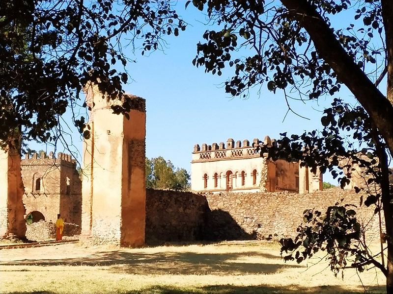 埃塞俄比亚贡德尔王室内院