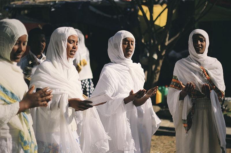 埃塞俄比亚女人们