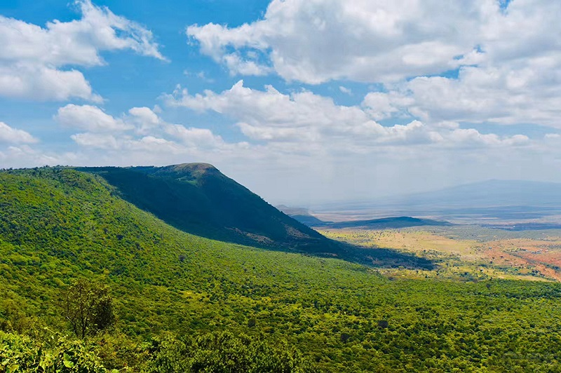 东非大裂谷风光