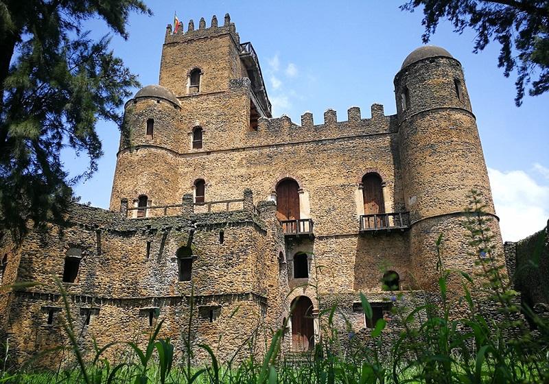 贡德尔城堡