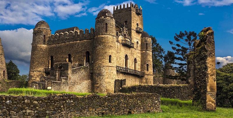 贡德尔法西利达斯宫殿