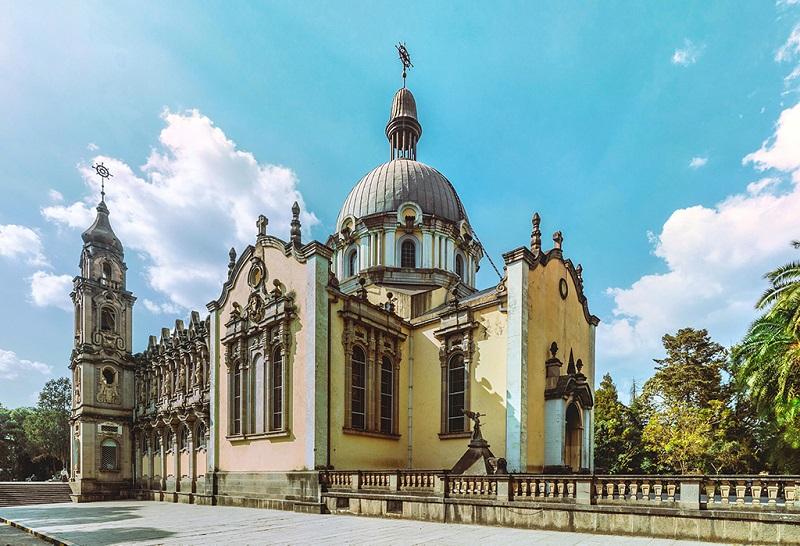 亚的斯亚贝巴圣三一大教堂