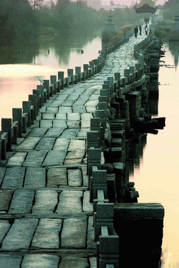 晋江安平桥
