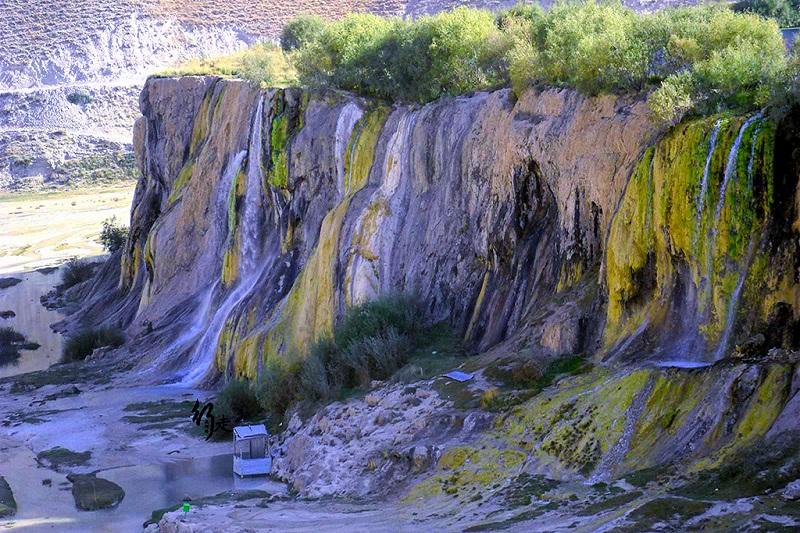阿富汗唯一国家公园内景色