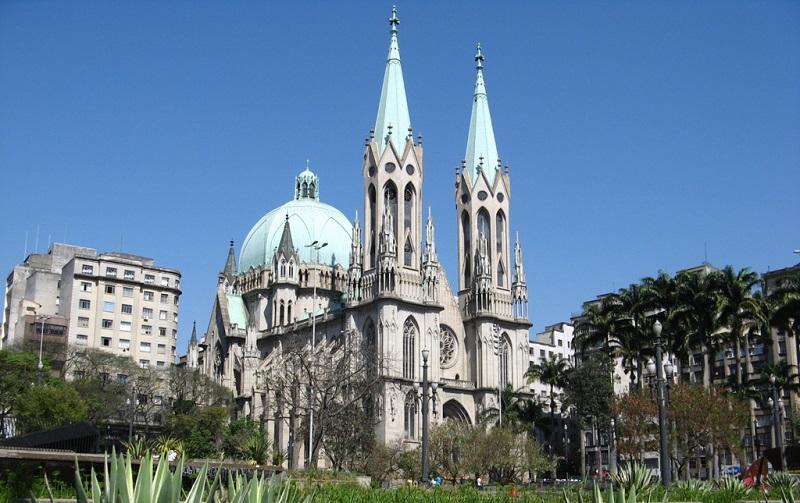 美丽的圣保罗大教堂