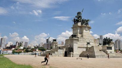 走进世界名城圣保罗(图)