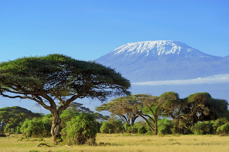 非洲屋脊--乞力马扎罗山